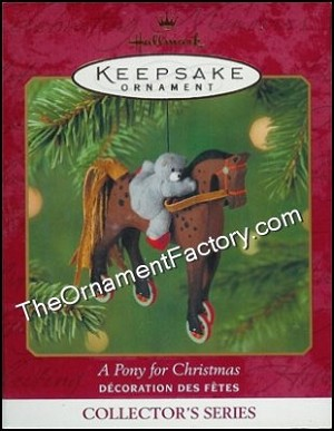 2001 A Pony for Christmas #4