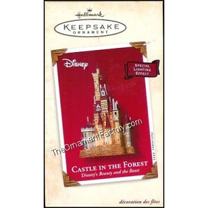 2002 Castle in the Forest, Disney's Beauty and the Beast