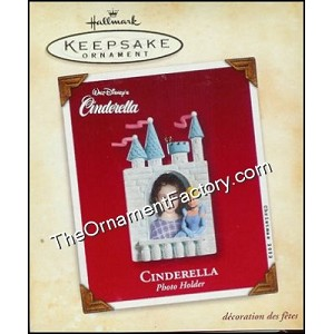 2002 Cinderella Photo Holder