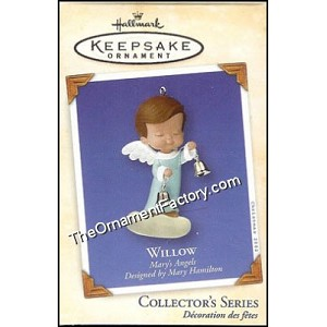 2002 Willow, Marys Angels #15