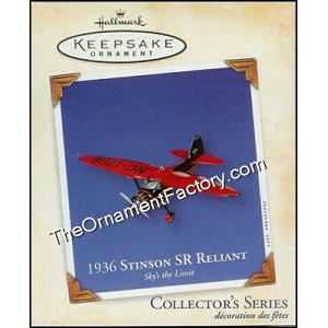 2003 1936 Stinson SR Reliant, Skys the Limit #7