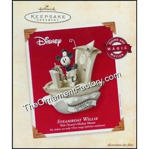 2003 Steamboat Willie, Disney's Mickey Mouse, Magic