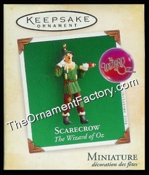 2004 Scarecrow, The Wizard of Oz, Miniature