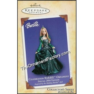 2004 Celebration Barbie #5