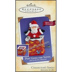 2004 Pop Goes the Santa, Jack in the Box #2