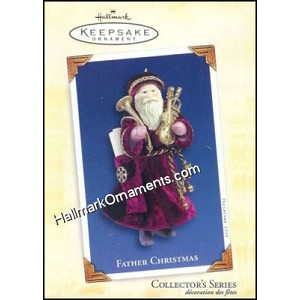 2005 Father Christmas #2 - RARE! DB