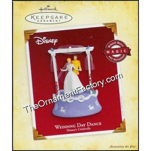 2005 Wedding Day Dance, Disney's Cinderella, Magic