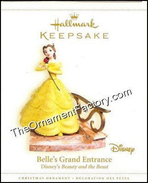 2006 Belle's Grand Entrance, Disney's Beauty and the Beast