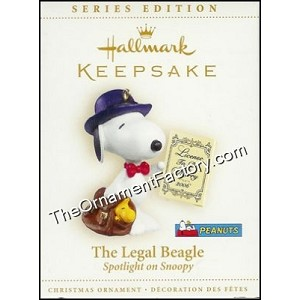 2006 Legal Beagle, Spotlight on Snoopy #9