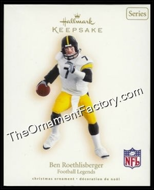 2007 Ben Roethlisberger, Football Legends #13
