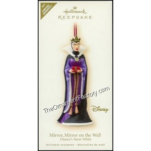 2007 Mirror Mirror on the Wall, Disney, Limited Quantity