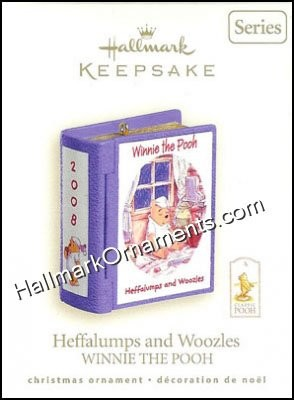 2008 Heffalumps and Woozles, Winnie the Pooh #11