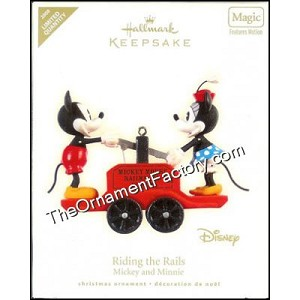 2008 Riding the Rails, Disney - Limited Quantity