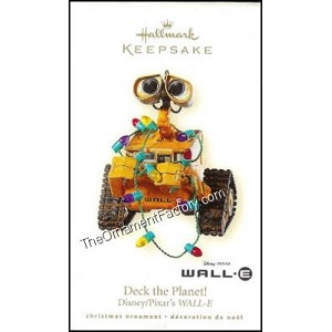 2008 Deck the Planet!, Disneys WALL-E