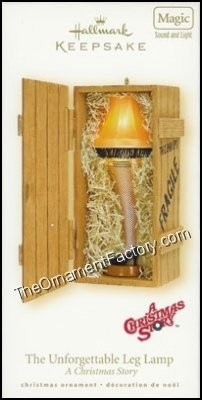2008 The Unforgettable Leg Lamp, A Christmas Story, Magic