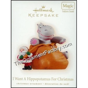 2009 I Want a Hippopotamus for Christmas, Magic