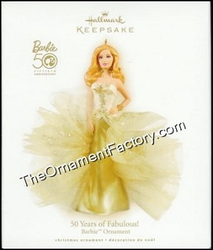 2009 50 Years of Fabulous Barbie, RARE DB