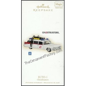 2009 Ecto-1, Ghostbusters, Magic, RARE!