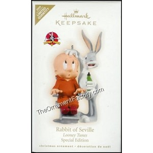 2009 Rabbit of Seville, Looney Tunes, Bugs Bunny, LIMITED QUANTITY