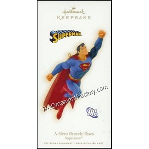 2009 A Hero Bravely Rises, Superman