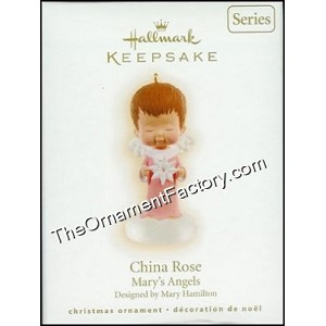 2009 China Rose, Mary's Angels #22