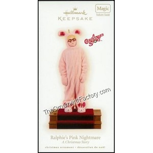 2009 Ralphies Pink Nightmare, A Christmas Story