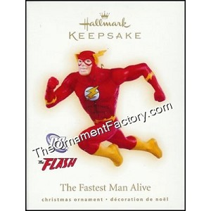 2009 The Fastest Man Alive, The Flash