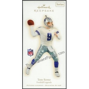 2009 Tony Romo, Football Legends #15