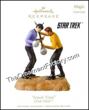 2010 Amok Time, Star Trek