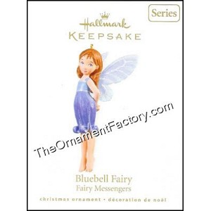 2010 Bluebell Fairy, Fairy Messengers #6