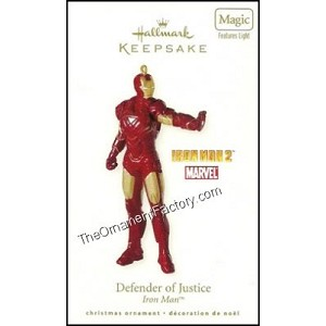 2010 Defender of Justice, Iron Man