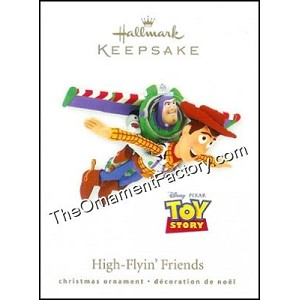 2010 High-Flyin' Friends, Disney's Toy Story, Hard to Find!