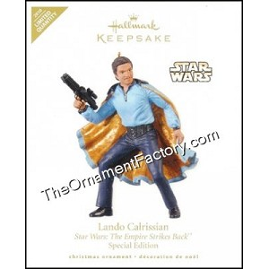 2010 Lando Calrissian, Star Wars, LIMITED QUANTITY