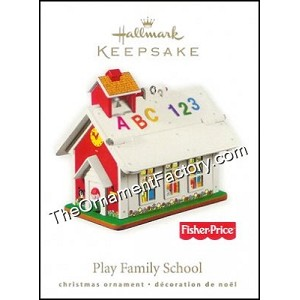 2010 Play Family School, Fisher Price