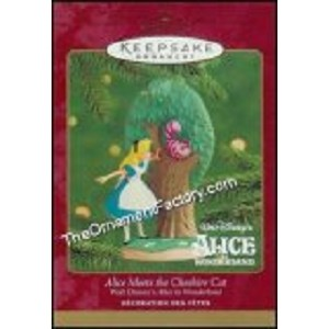 2000 Alice Meets the Cheshire Cat, Disney