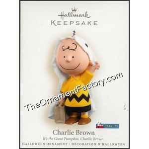 2006 Charlie Brown, Its The Great Pumpkin Charlie Brown, PEANUTS