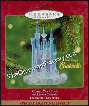 2001 Cinderellas Castle, Disney