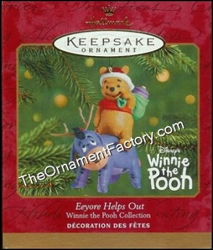 2001 Eeyore Helps Out, Disneys Winnie the Pooh