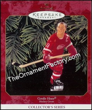1999 Gordie Howe, Hockey Greats #3 - DB