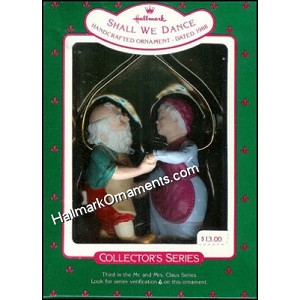 1988 Shall We Dance, Mr and Mrs Claus #3
