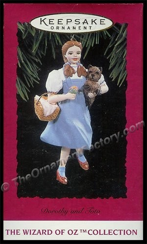 1994 Dorothy and Toto, The Wizard of Oz