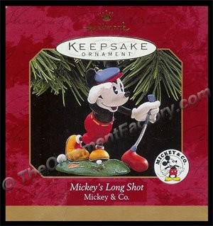 1997 Mickey's Long Shot, Disney