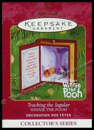 2001 Tracking the Jagular, from Disney's WINNIE THE POOH