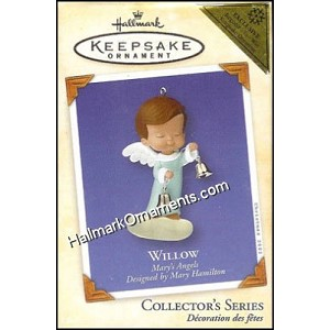 2002 Willow, Marys Angels, COLORWAY, RARE
