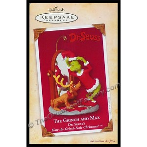 2004 The Grinch and Max