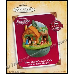 2004 Walt Disney's Snow White and the Seven Dwarfs, Magic