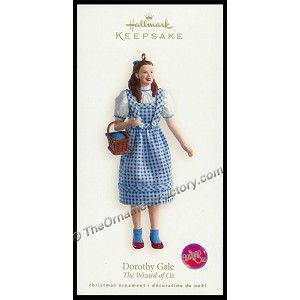 2007 Dorothy Gale, Wizard of Oz - Hard to find!