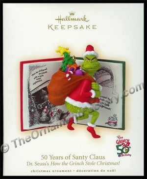 2007 50 Years of Santy Claus, The Grinch