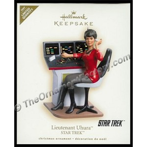 2007 Lieutenant Uhura, Star Trek - Hard to Find!