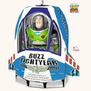 2008 Buzz in the Box, Disneys Toy Story